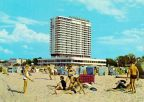 Am Badestrand in Warnemünde - 1977