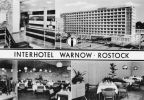 "Interhotel ""Warnow"" in Rostock - 1967"