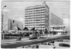 Boulevard-Cafe am Interhotel mit Gera-Information - 1981