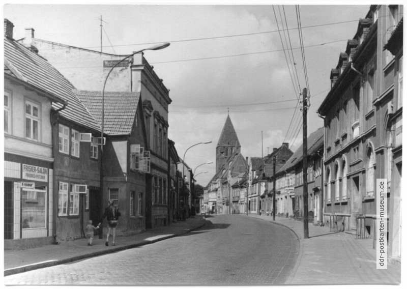 August-Bebel-Straße - 1965