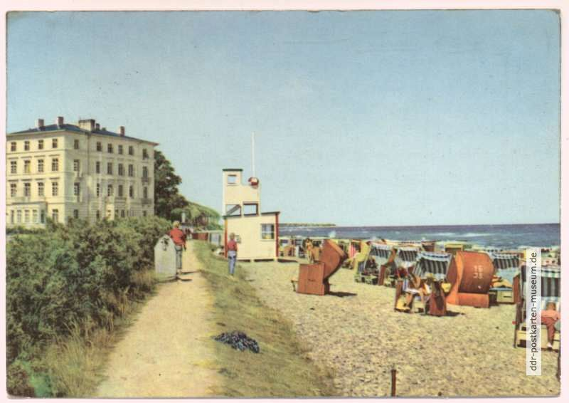 Sanatorium am Strand - 1963