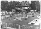 Minigolfanlage am Bilz-Bad - 1980