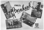 """Onkel Bernhard Bar"" im Hotel Germania - 1970"